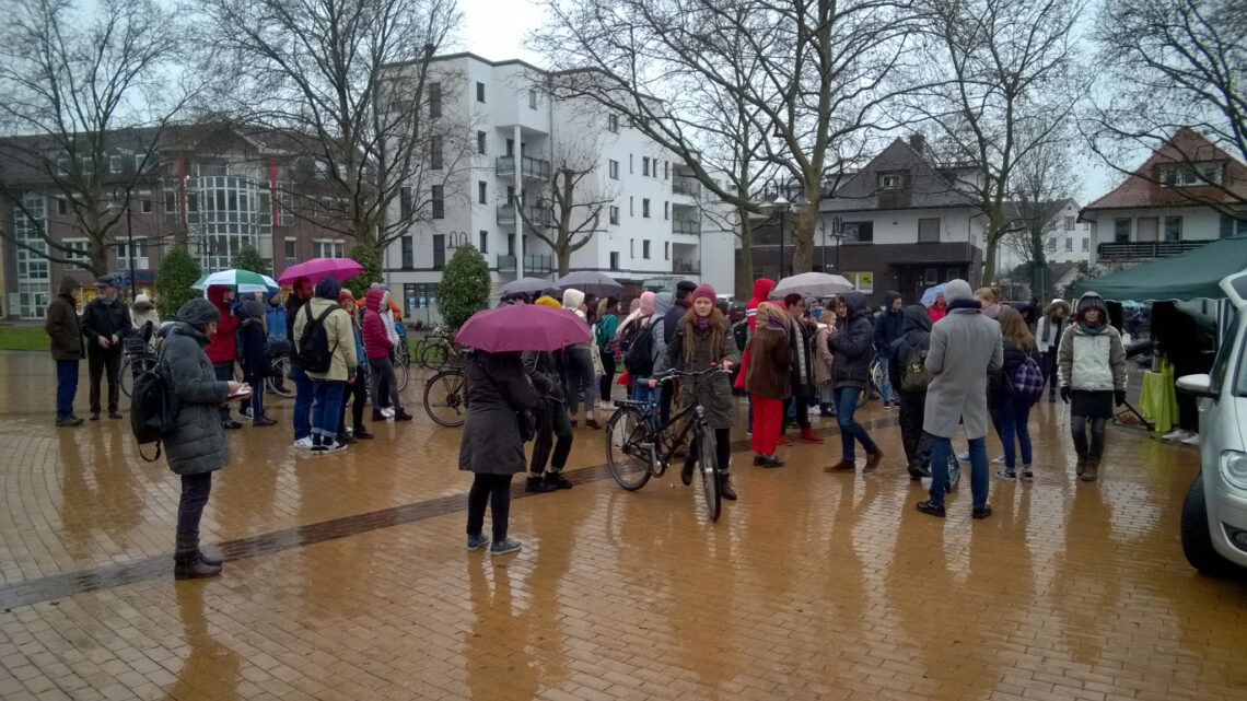Klima-Demo von Fridays for Future
